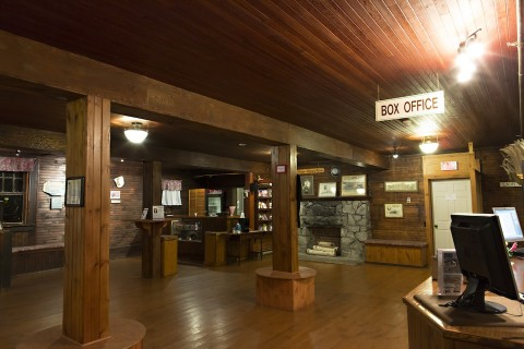 Springer Theatre Lobby