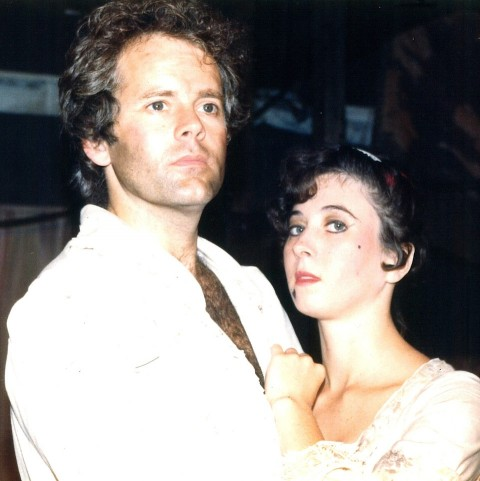 Greg Wanless and Kathryn MacKay